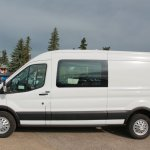 2020 Ford Transit Crew Van For Sale In Edmonton