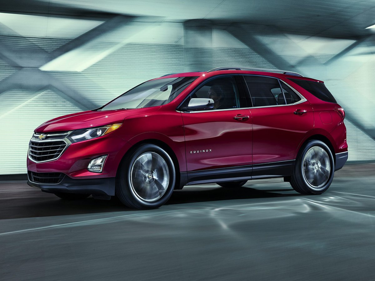 2018 Chevrolet Equinox for sale in Victoria, British Columbia