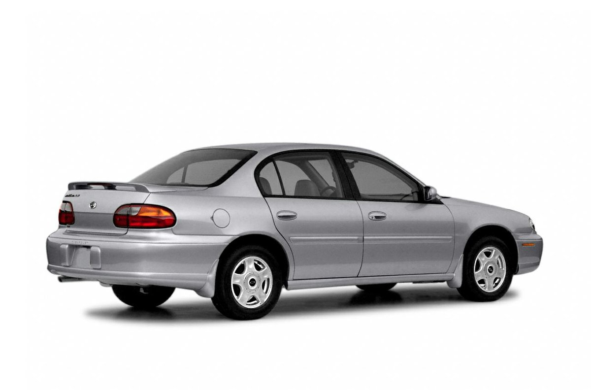 2003 Chevrolet Malibu for sale in Victoria, British Columbia