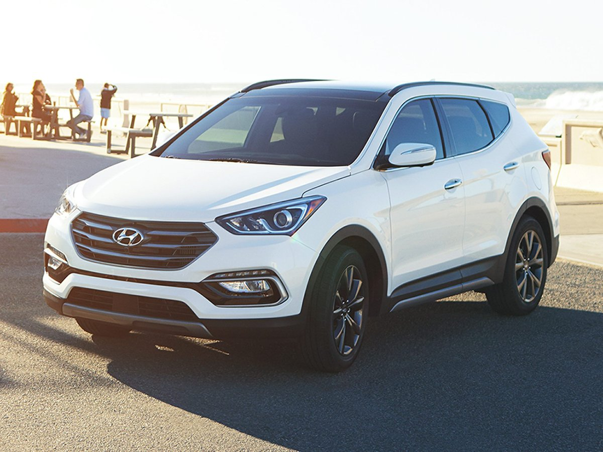 2017 Hyundai Santa Fe Sport for sale in Kelowna, British Columbia