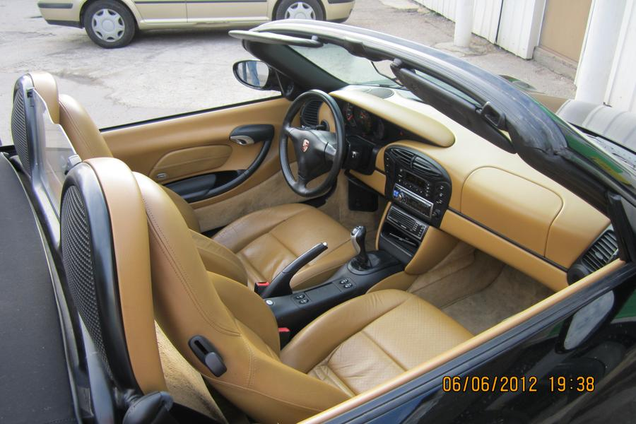 Porsche Boxster 986 2 7 168kw Version For Sale By