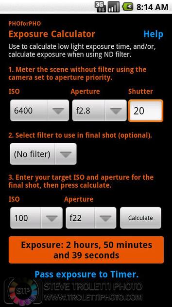 PHOforPHO Phone Tools for Photographers
