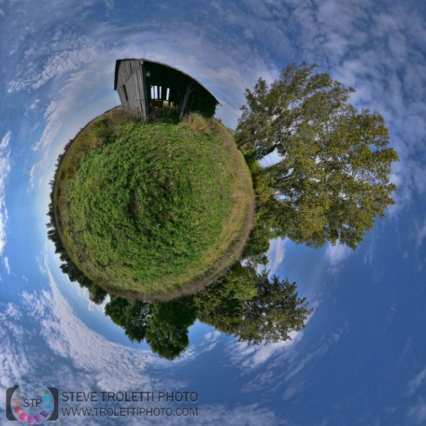 Steve Troletti Editorial, Nature and Wildlife Photographer: PICTURE OF THE DAY / PHOTO DU JOUR &emdash; La vieille grange / The old barn