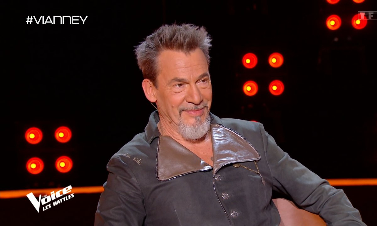 Florent Pagny 2021 The Voice