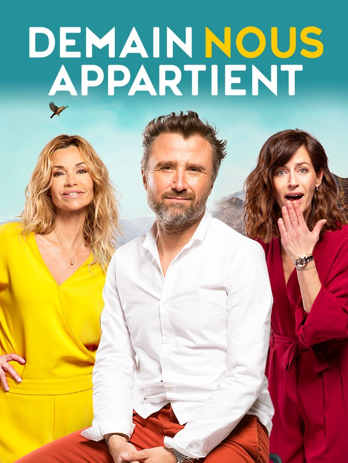 Demain Nous Appartient 24 Mai 2019 : demain, appartient, Demain, Appartient, Replay, Streaming