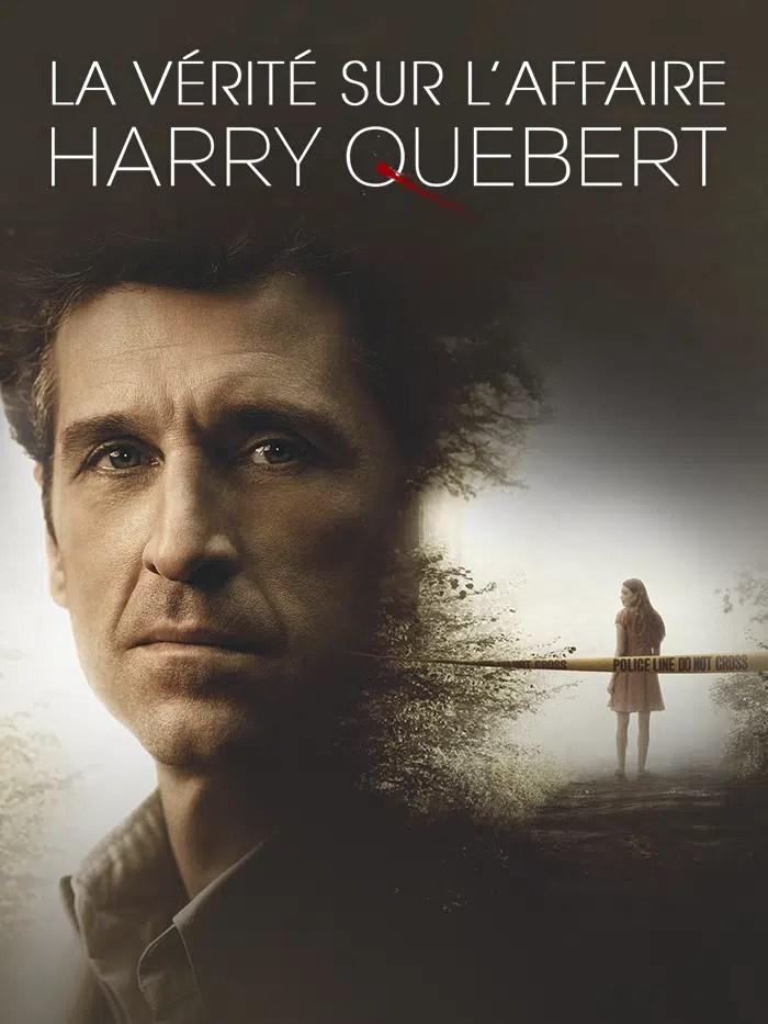 La Vérité Sur L'affaire Harry Quebert Film : vérité, l'affaire, harry, quebert, Vérité, L'affaire, Harry, Quebert, SÉRIES, FILMS