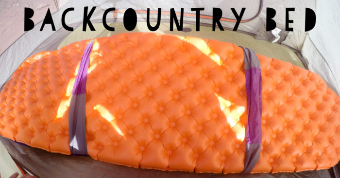 Sea to Summit Ultralight Insulated Sleeping Mat Gear Review