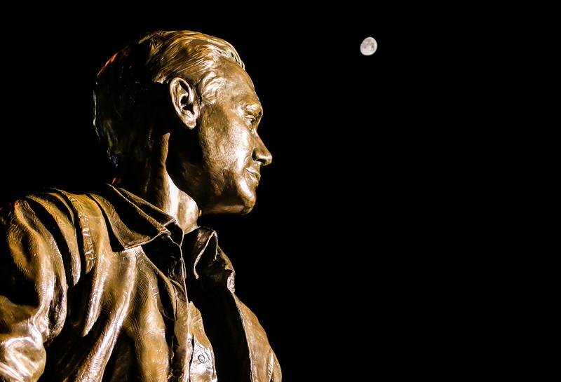 Armstrong; Astronaut; Neil; Purdue; University