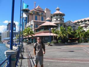 Paul in Port Louis