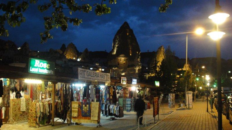 Cappadocia  Fairy Chimneys and the Underground City