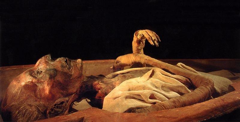 large Ramses II Mummy আমি কিং র্যামেসিস বলছি...চলুন আমার সঙ্গে ভ্যালি অফ কিংস ঘুরে আসি... | Techtunes