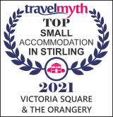 small hotels in Stirling