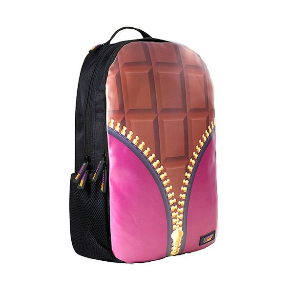 Urban Junk Girls Print Backpack Book Bag Nwt