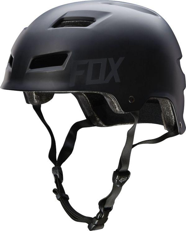 Fox Racing Transition Hardshell Street Bmx Adjustable