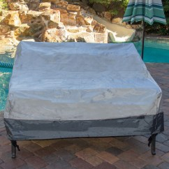 84 Patio Sofa Cover Macy S Clearance Leather 2 Seater Deep Lounge Water Resistant Outdoor