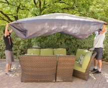 Reusable Revolution Water Resistant Outdoor Sofa Sectional