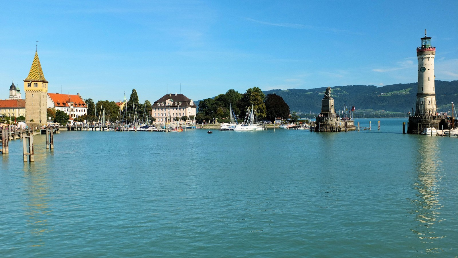 Around Lake Constance Bike Tour Austria Germany