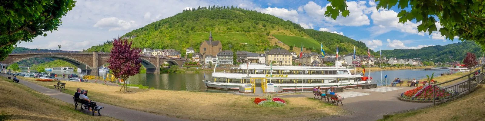 Metz To Cochem Bike And Barge Tour Germany France