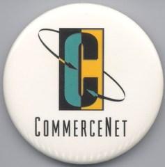 CommerceNet Button
