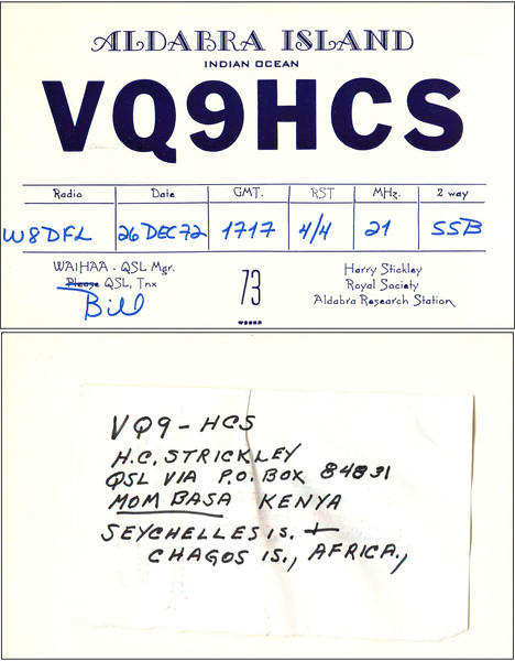 VQ9HCS QSL Card