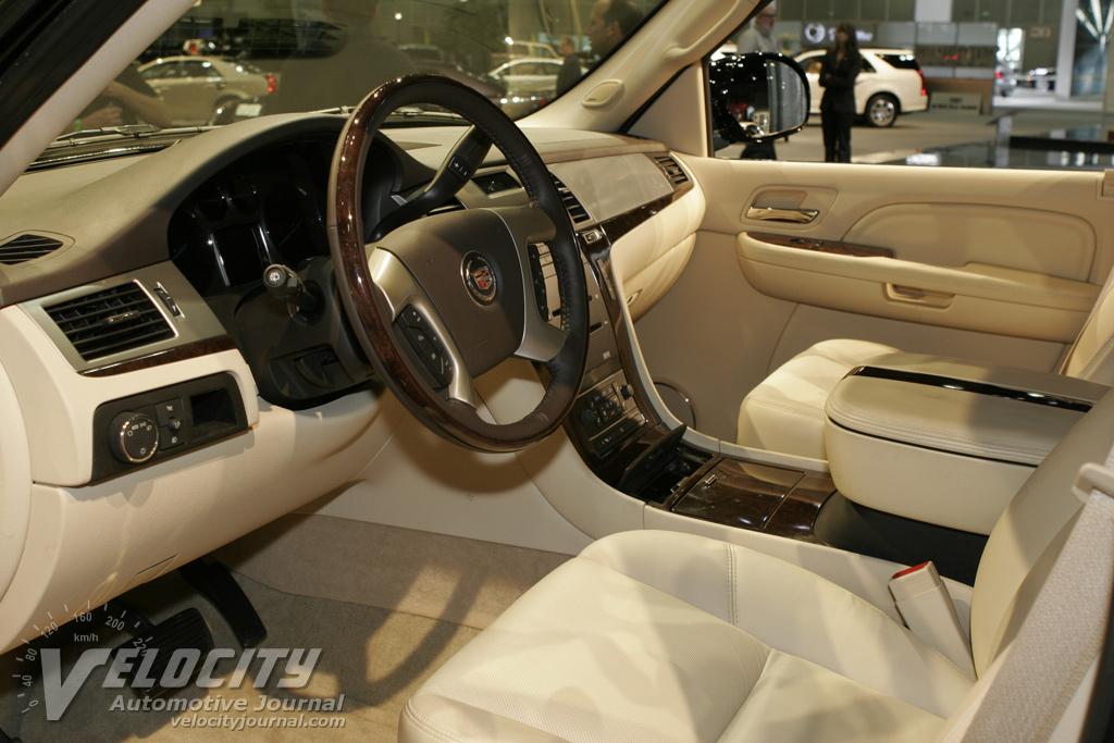 2007 Cadillac Escalade Interior Color Codes
