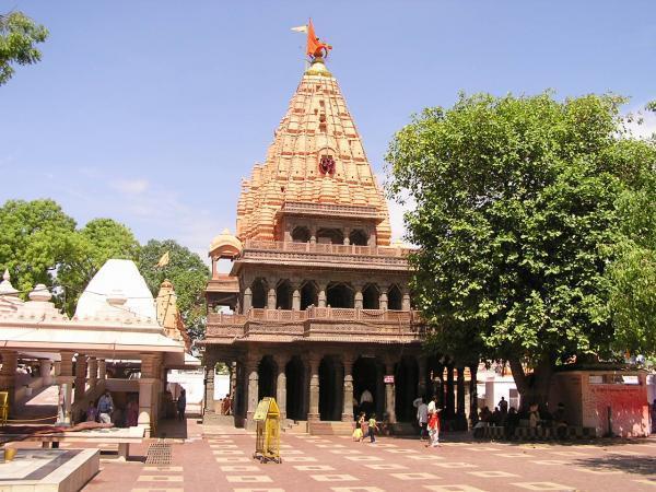 Mahakaleshwar Jyotirling Main Temple - Ujjain