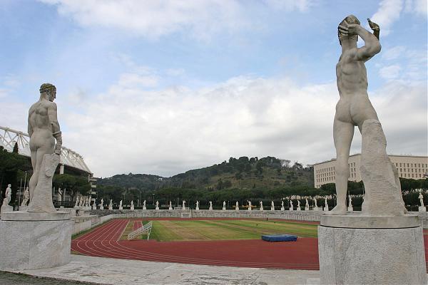 Stadio dei Marmi  Roma Italiano