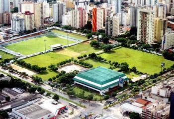 Gois Esporte Clube  Sede da Serrinha  Goinia