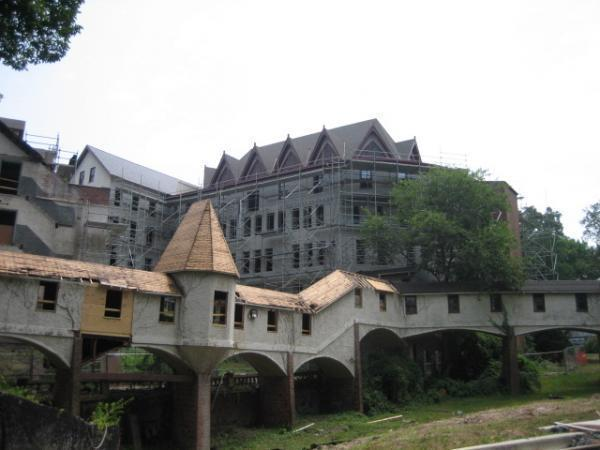 National Park Seminary at Forest Glen department of