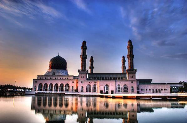 Image result for kota kinabalu city mosque
