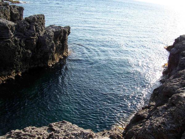 Grottoni di Punta Caragoli