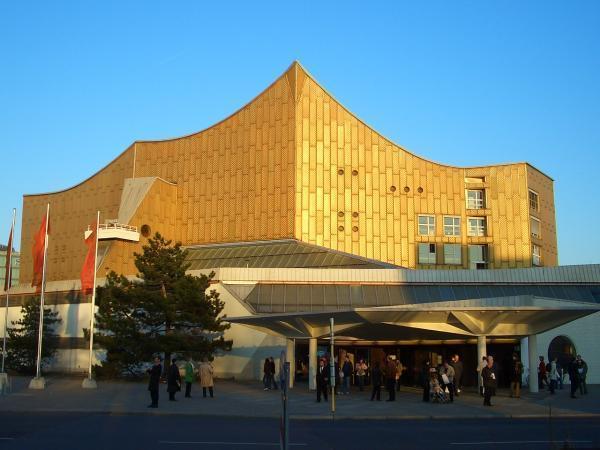 Berliner Philharmonie - Berlin