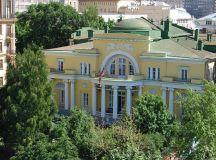 US Ambassador's Residence (Spaso-House) - Moscow