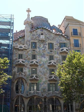 La Casa Batll  Barcelone