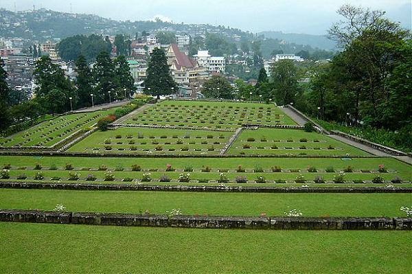 Remembering the Heroes at the Kohima War Cemetery
