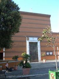 Chiesa della Trasfigurazione di N. S. Ges Cristo - Roma