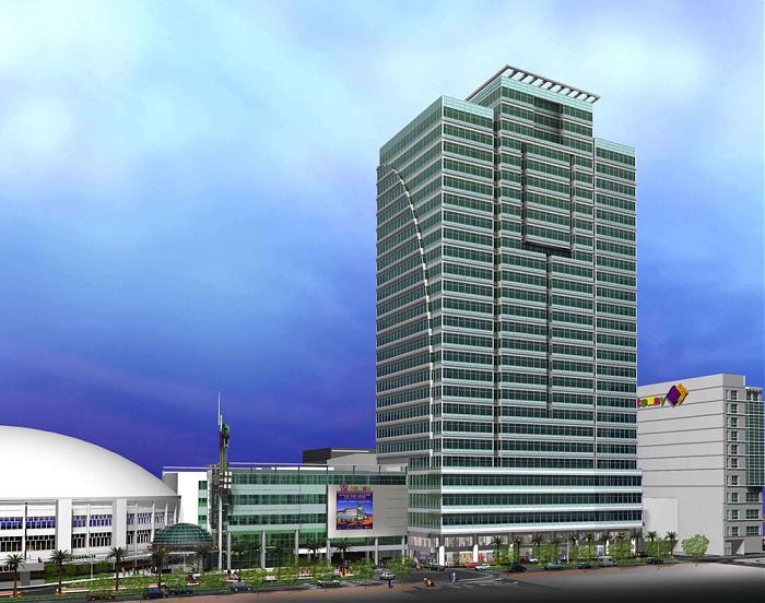 The Gateway Tower - Quezon City