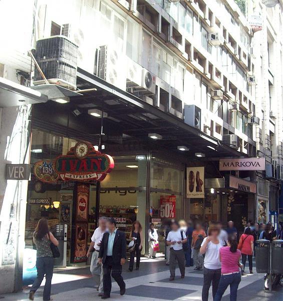 Edificio y Galera Boston  Buenos Aires