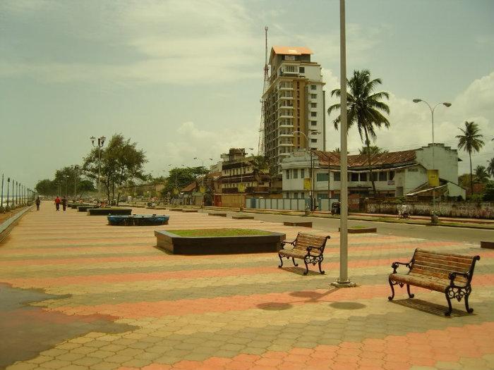 Calicut beach  Kozhikode City