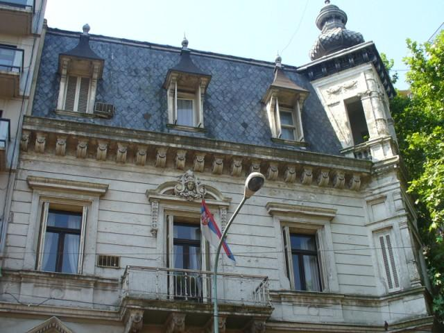 Resultado de imagen para embajada república serbia buenos aires