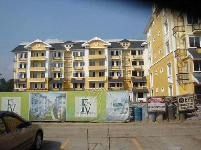 Flora Vista Commonwealth Condominium  Quezon City