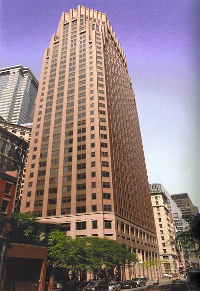 75 Wall Street  Andaz Wall Street Hotel  New York City