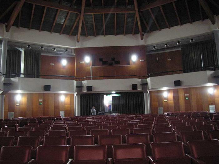 Auditorium Flaiano  Comune di Pescara  Pscr  teatro