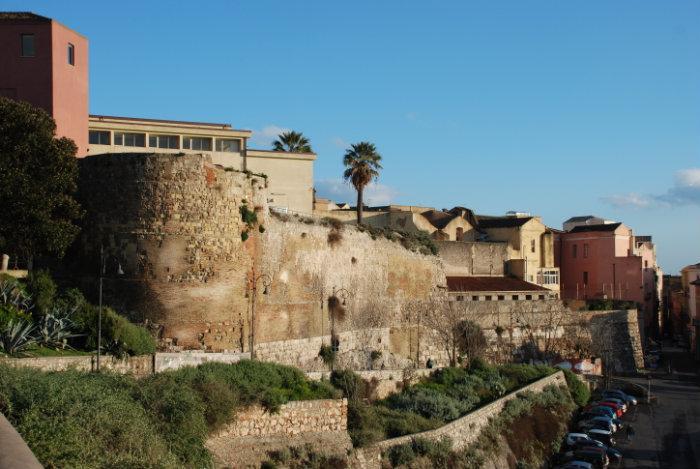 Bastione della Concezione  Cagliari