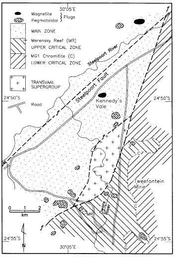 Tweefontein Chrome Mine