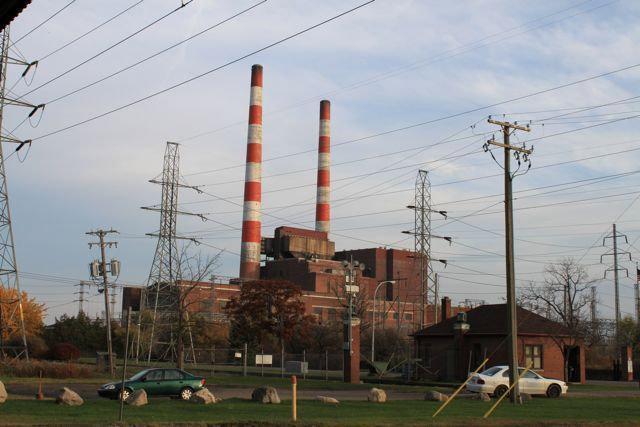 Station Plant Power Cayuga