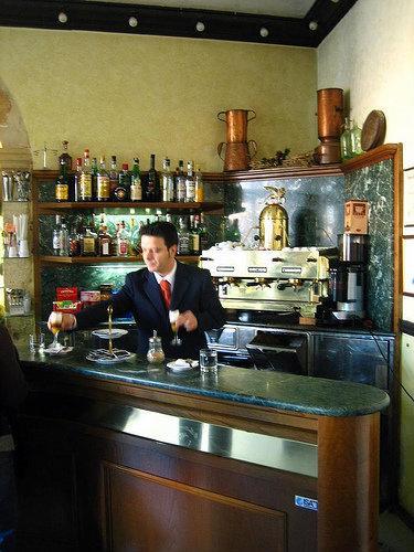 Gran Caff Renzelli  Comune di Cosenza  Cusenza
