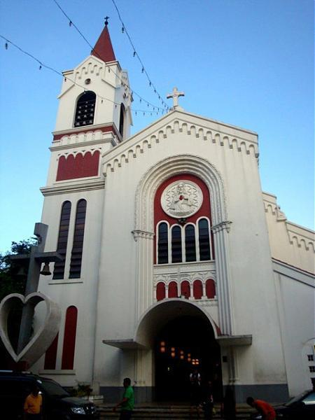 Sacred Heart of Jesus Parish  Kamuning  Quezon City