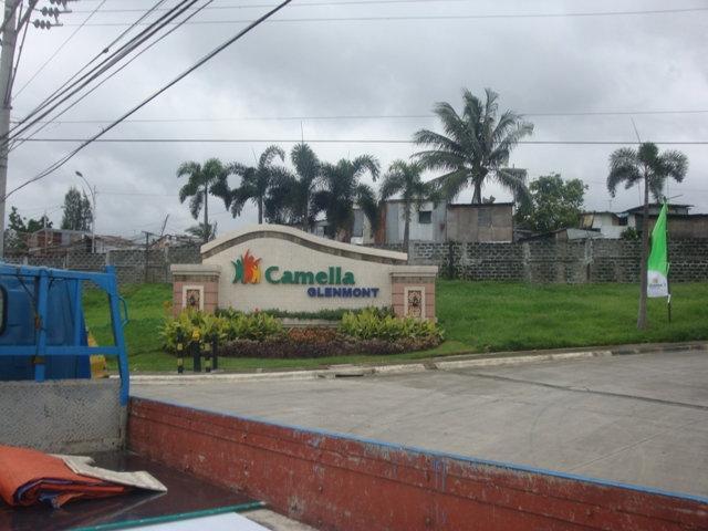 Camella Homes Glenmont  Quezon City  subdivision