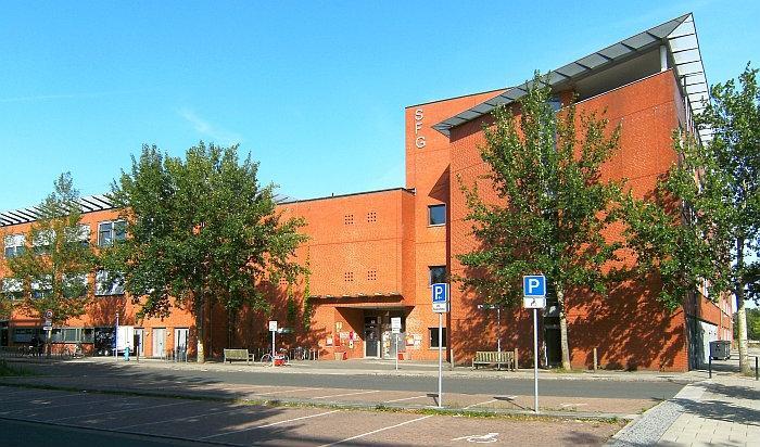 Resultado de imagem para SFG (Seminar- und Forschungsverfügungsgebäude adresse